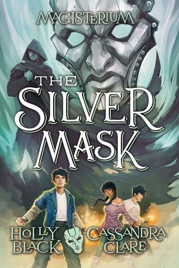 "Book ""The Silver Mask"""