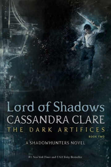 "Book ""Lord of Shadows"""