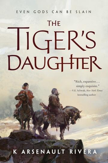 The Tiger's Daughter