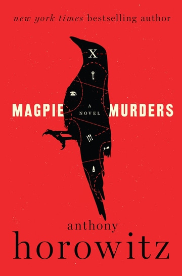 "Book ""Magpie Murders"""