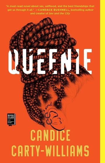 "Book ""Queenie"""
