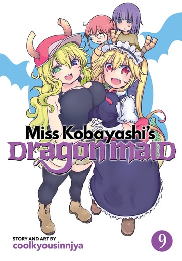 Miss Kobayashi's Dragon Maid Vol. 9