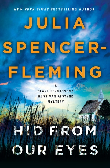 Hid from Our Eyes: A Clare Fergusson/Russ Van Alstyne Mystery