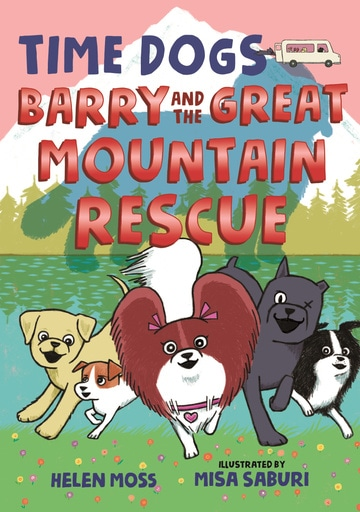 Time Dogs: Barry and the Great Mountain Rescue