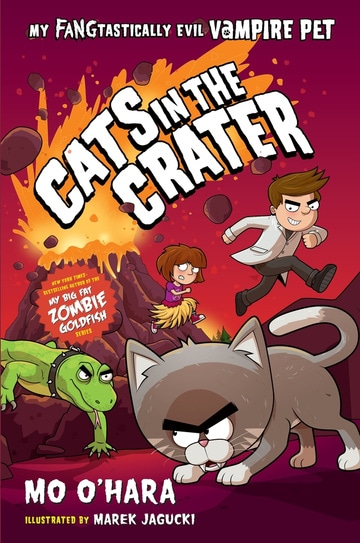 Cats in the Crater