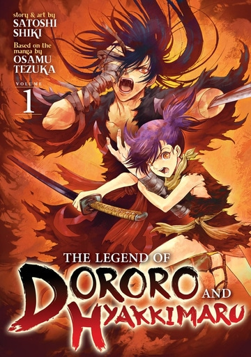 The Legend of Dororo and Hyakkimaru Vol. 1