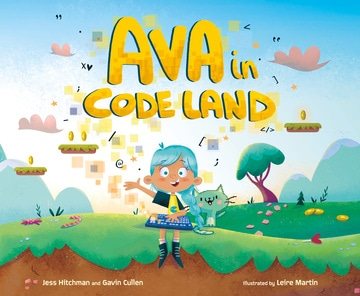 Ava in Code Land