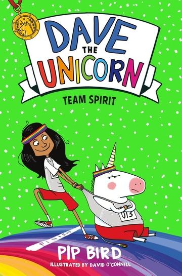 Dave the Unicorn: Team Spirit