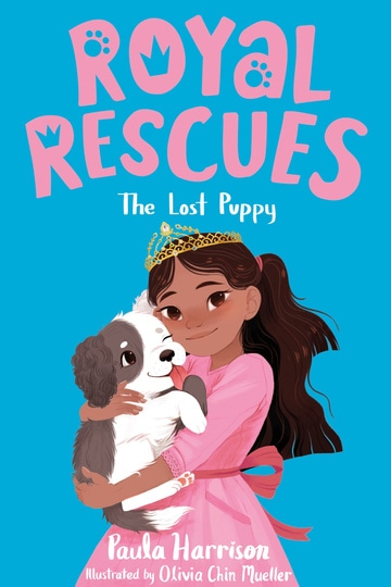 Royal Rescues: The Lost Puppy