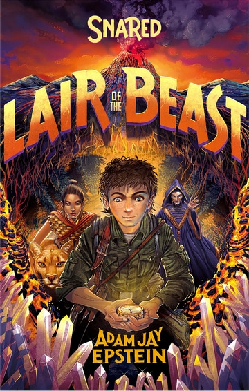 Snared: Lair of the Beast